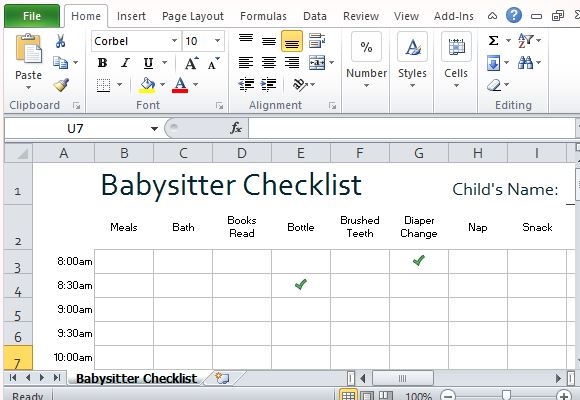 Make your Excel spreadsheets accessible  Office Support