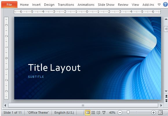 Technology Powerpoint Templates Archives