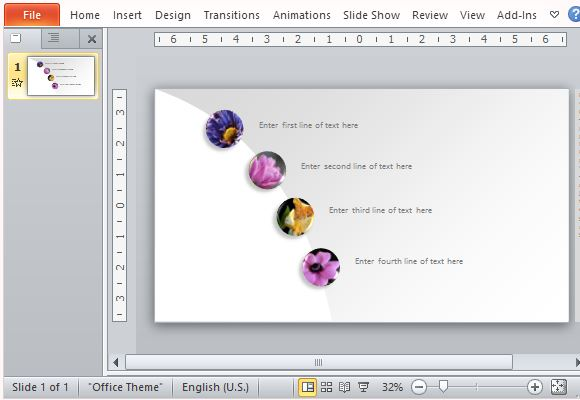 How To Create Interactive Powerpoint Slides With Clickable Buttons