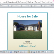 Attract Potential Buyers with This Free Template