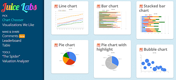 download editable powerpoint chart templates from chart chooser