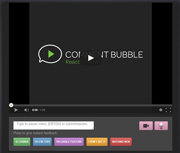 Comment Bubble