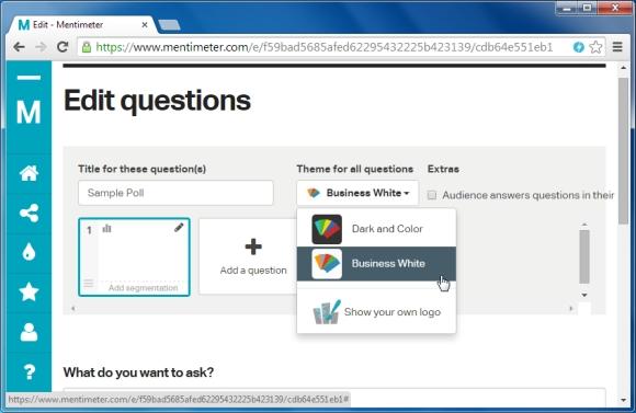 Mentimeter Free Online Voting System For Presentations