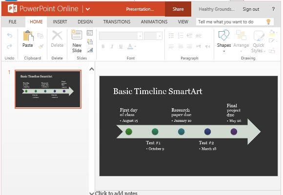 Smartart Timeline Diagram Template Powerpoint on Office Work Diagram