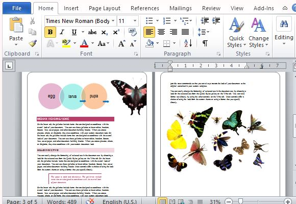 Student Report Maker Template for Word – Student Report Template Word