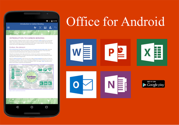 5 best office for android apps - Office apps for android free ...