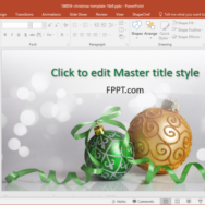 Ornaments PowerPoint Template