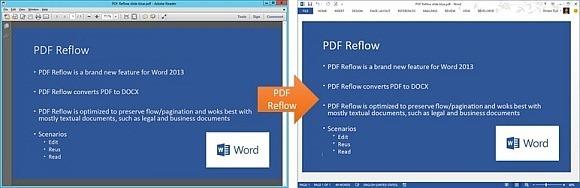 PDF-Reflow
