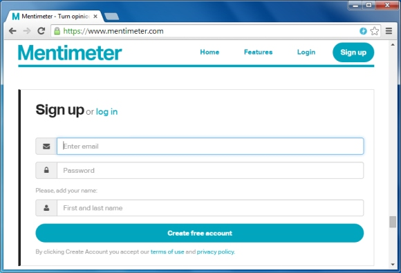 Mentimeter Free Online Voting System For Presentations