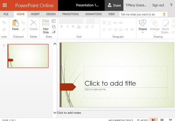 how to use microsoft powerpoint templates