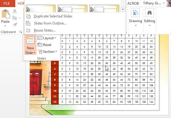 how to add new template in powerpoint