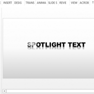 beautiful-and-elegant-slide-template-with-spotlight-effect