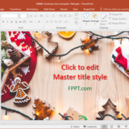 free-christmas-time-template-for-PowerPoint