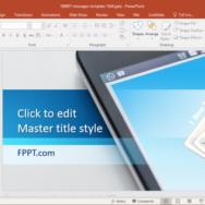free digital marketing powerpoint template