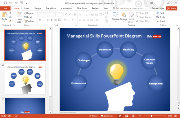 free-managerial-skills-powerpoint-template