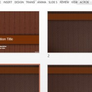 general-purpose-and-customizable-wood-themed-presentations