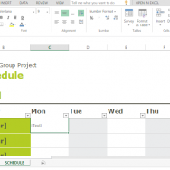 green-themed-multi-purpose-group-schedule-template