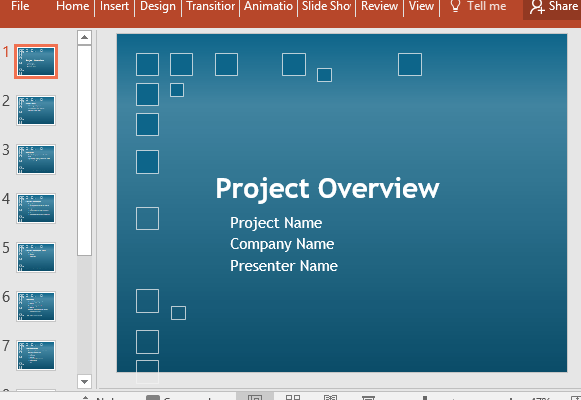 project schedule maker