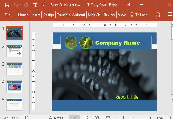 free sales presentation template for powerpoint, Powerpoint templates