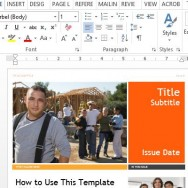 reliable-and-convenient-newsletter-template-for-any-industry