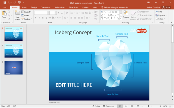Edit A Powerpoint Template