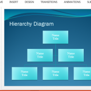 versatile-and-impressive-hierarchy-diagram-template