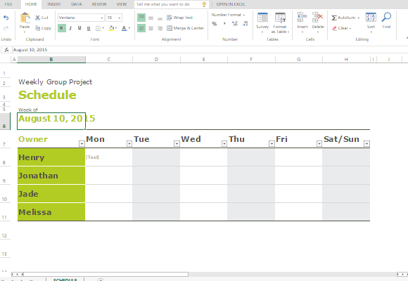 how to make a work schedule with excel koni polycode co