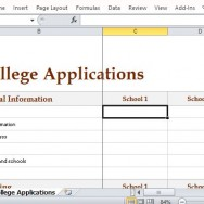 Compare Schools and Colleges Using This Handy Template