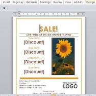 Create Your Own Sales Flyer in a Flash