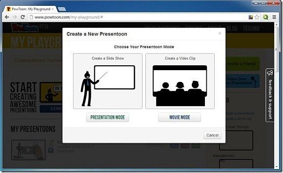 Create animated videos
