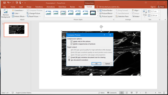 4 Easy Ways to Reduce Image Size for PowerPoint Presentations