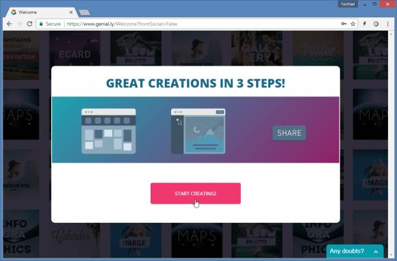 Start Creating Presentations