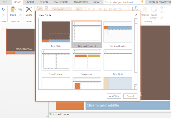 choose-different-background-layouts-to-present-your-data