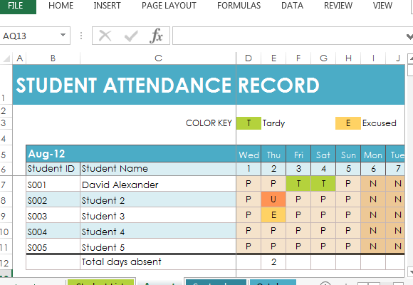 convenient-student-attendance-record-for-excel