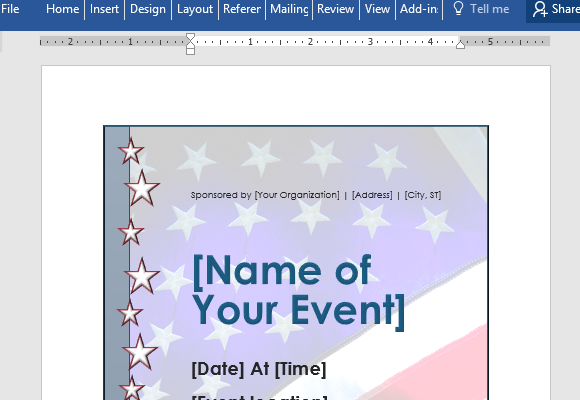 quickly-and-easily-create-fourth-of-july-flyers