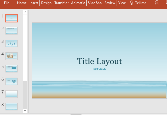 serene-looking-title-slide-for-ocean-painting-themed-template
